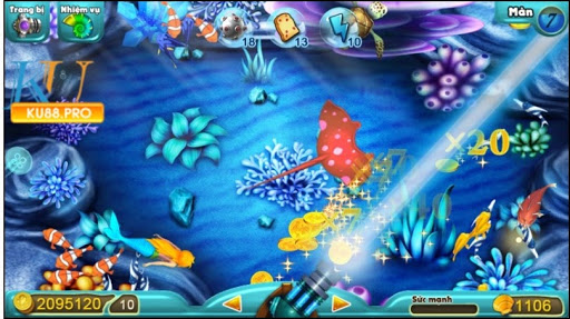Cách chơi game bắn cá ăn xu miễn phí