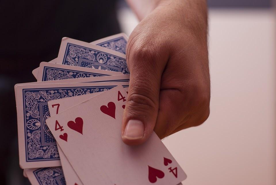 Các vòng chơi trong bài poker